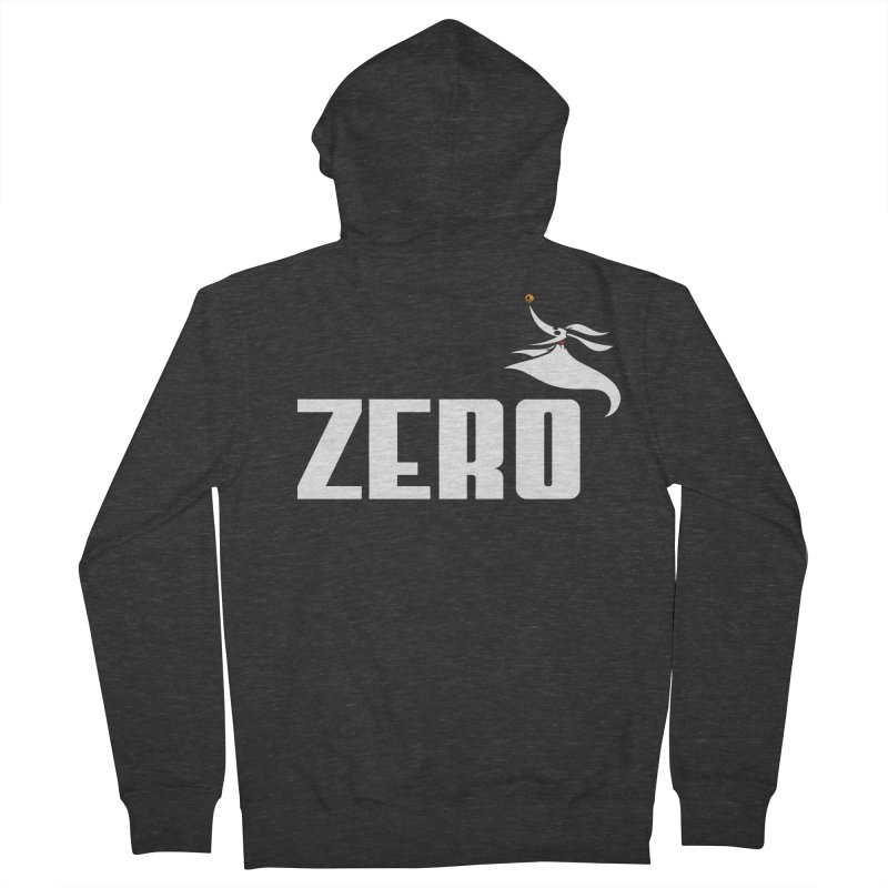 Zero Men's French Terry Zip-Up Hoody by Daletheskater