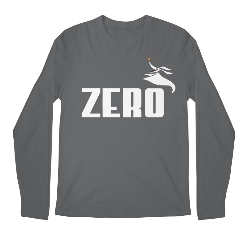 Zero Men's Longsleeve T-Shirt by Daletheskater