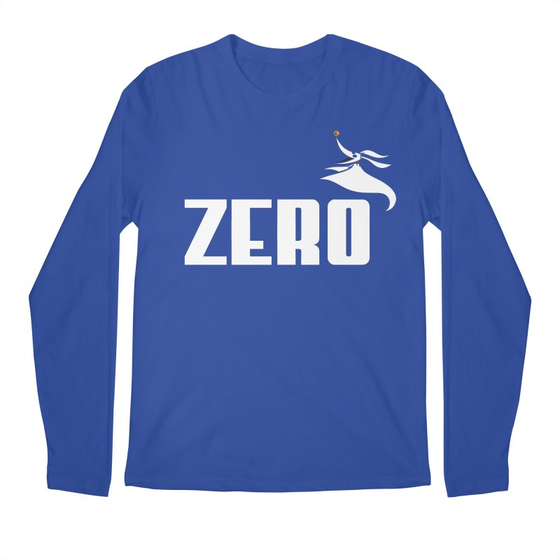 Zero Men's Regular Longsleeve T-Shirt by Daletheskater
