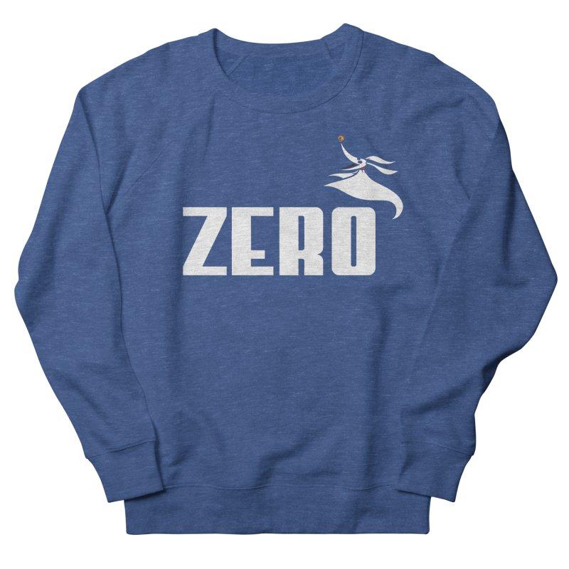 Zero Men's French Terry Sweatshirt by Daletheskater