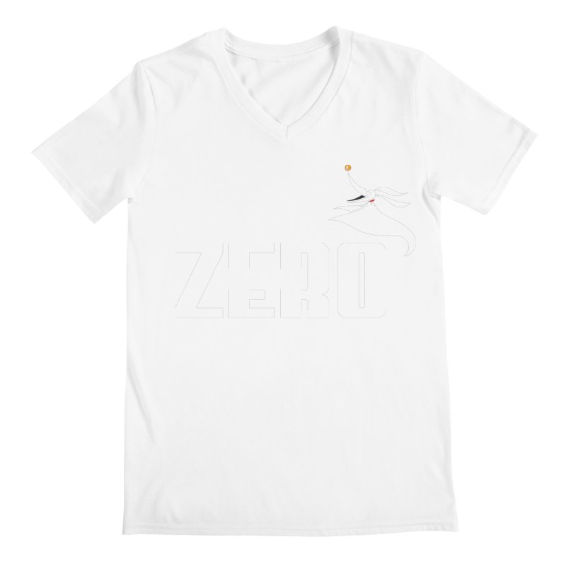 Zero Men's V-Neck by Daletheskater