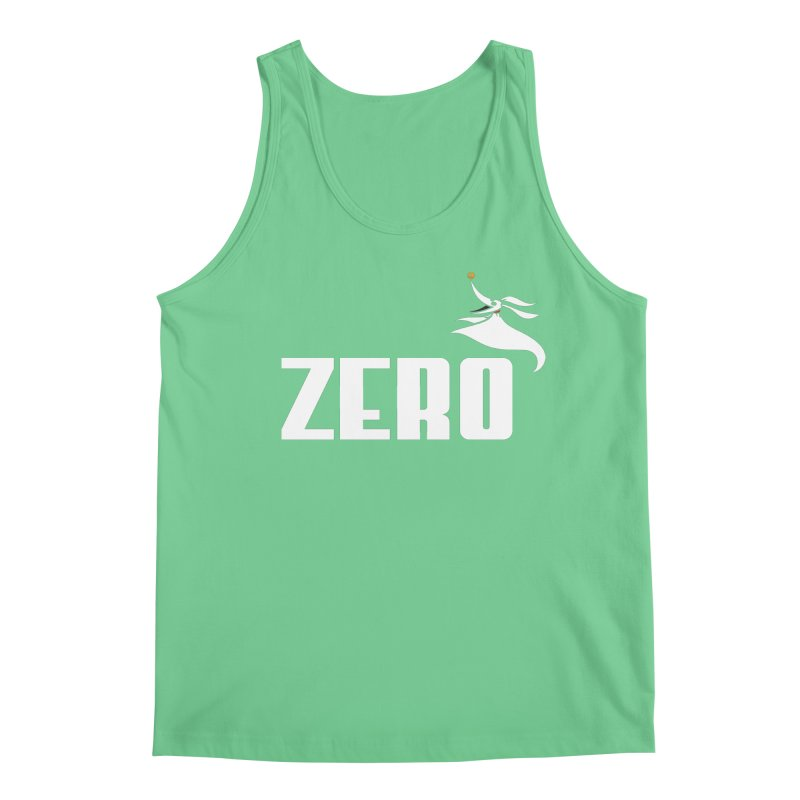 Zero Men's Tank by Daletheskater
