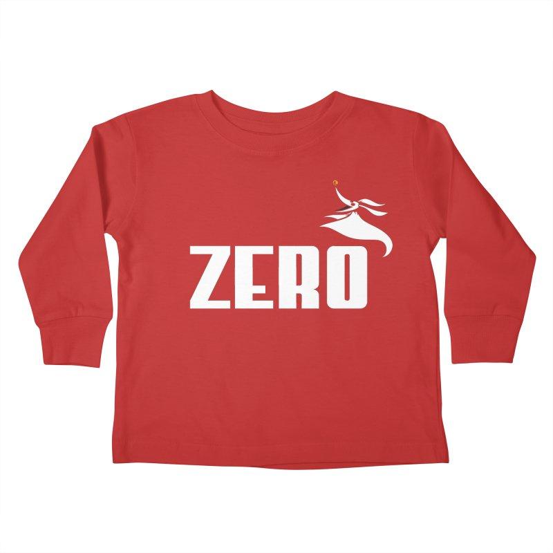 Zero Kids Toddler Longsleeve T-Shirt by Daletheskater