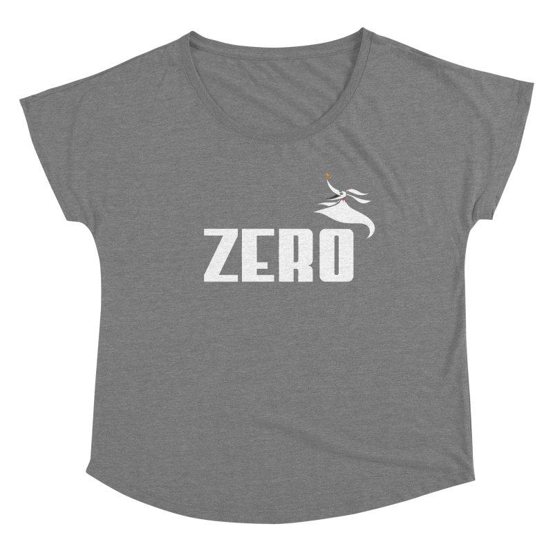 Zero Women's Scoop Neck by Daletheskater