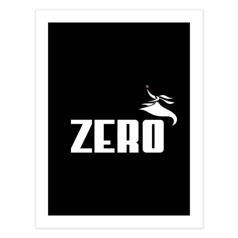 Zero Home Fine Art Print by Daletheskater