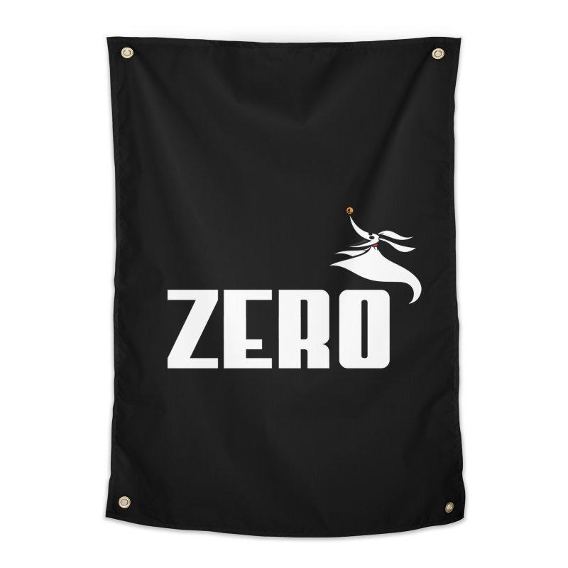 Zero Home Tapestry by Daletheskater