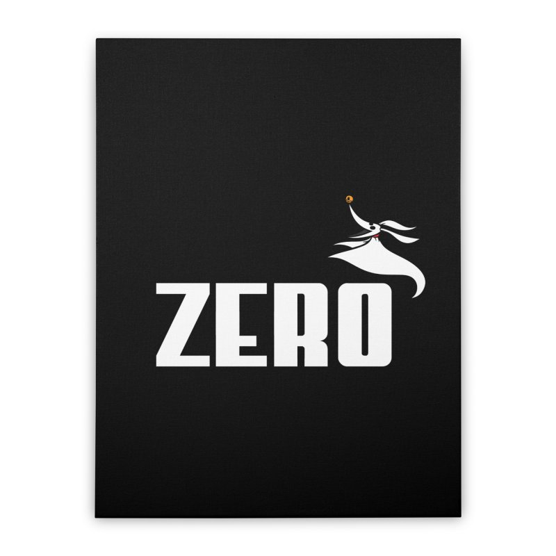Zero Home Stretched Canvas by Daletheskater