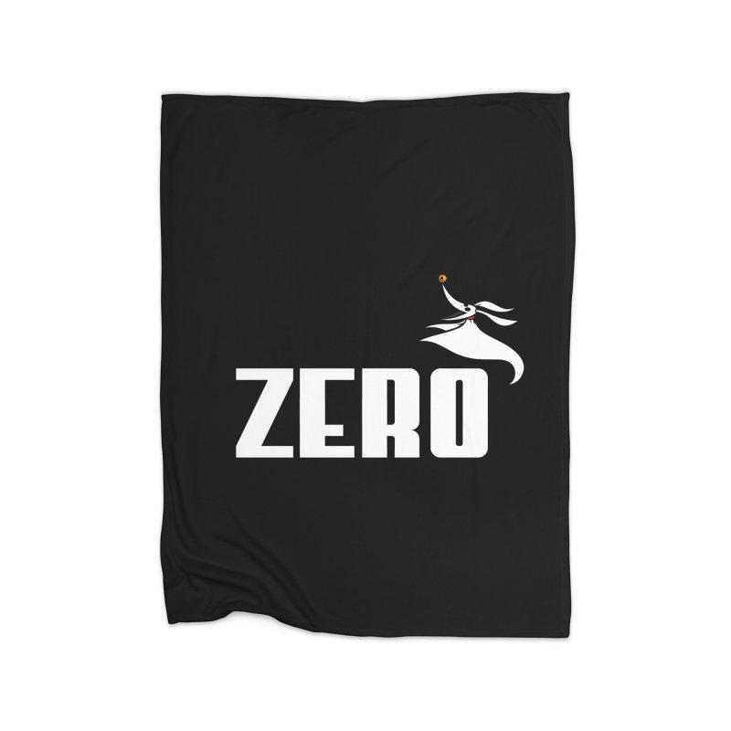 Zero Home Fleece Blanket Blanket by Daletheskater