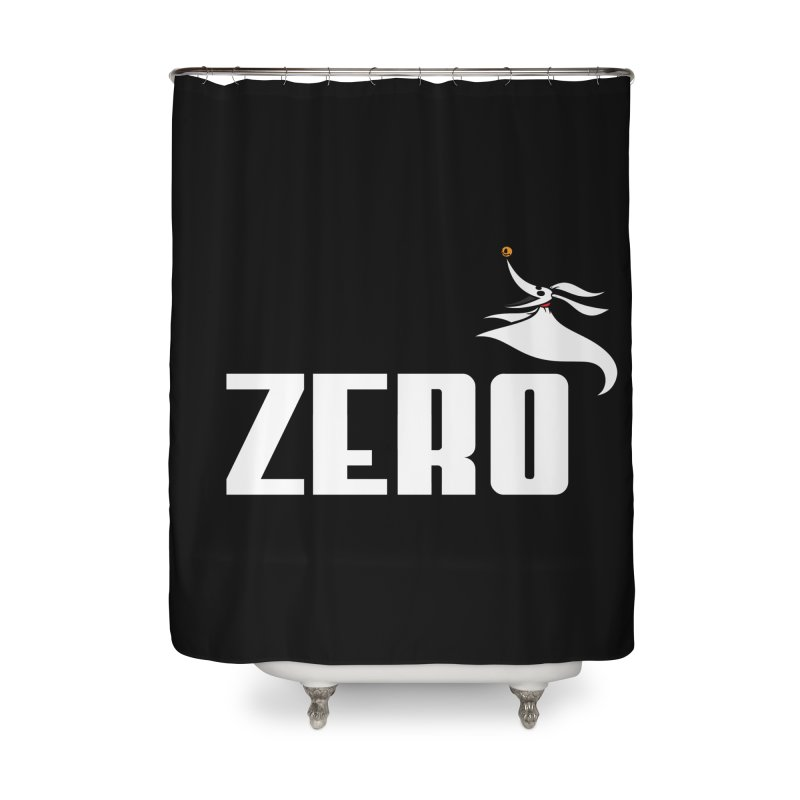Zero Home Shower Curtain by Daletheskater