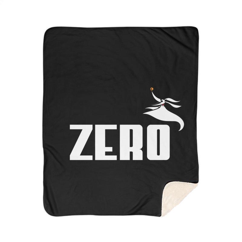 Zero Home Sherpa Blanket Blanket by Daletheskater