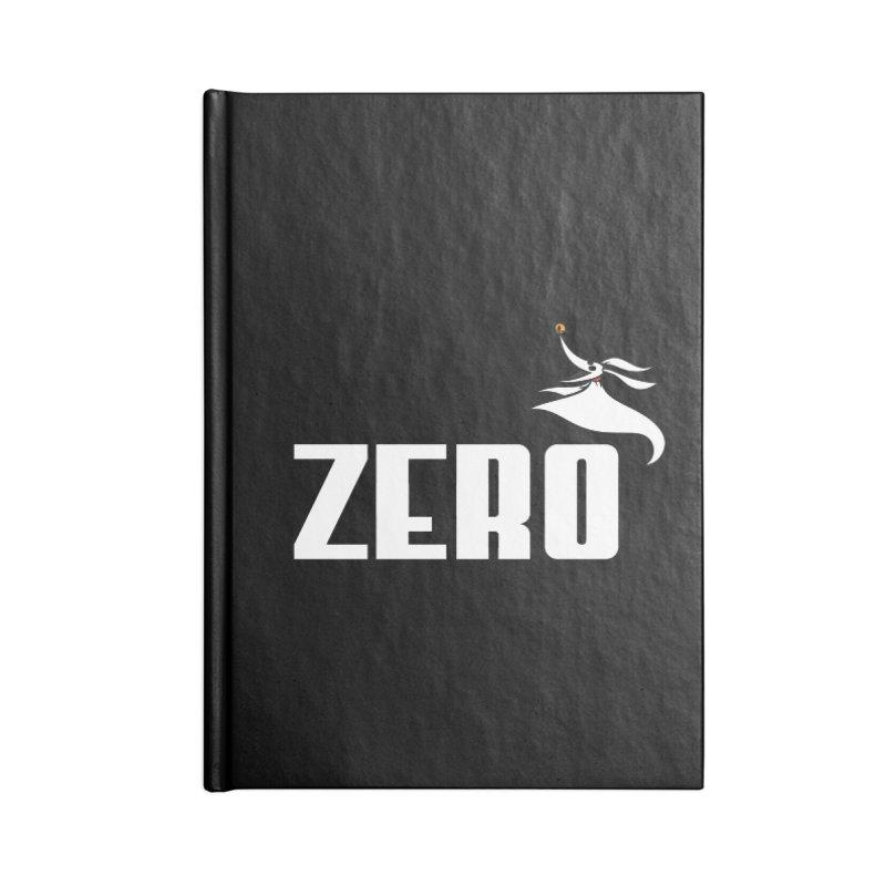 Zero Accessories Notebook by Daletheskater