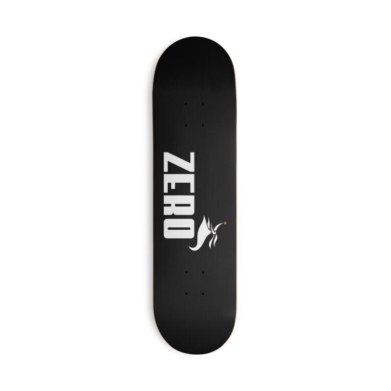 Zero Accessories Skateboard by Daletheskater
