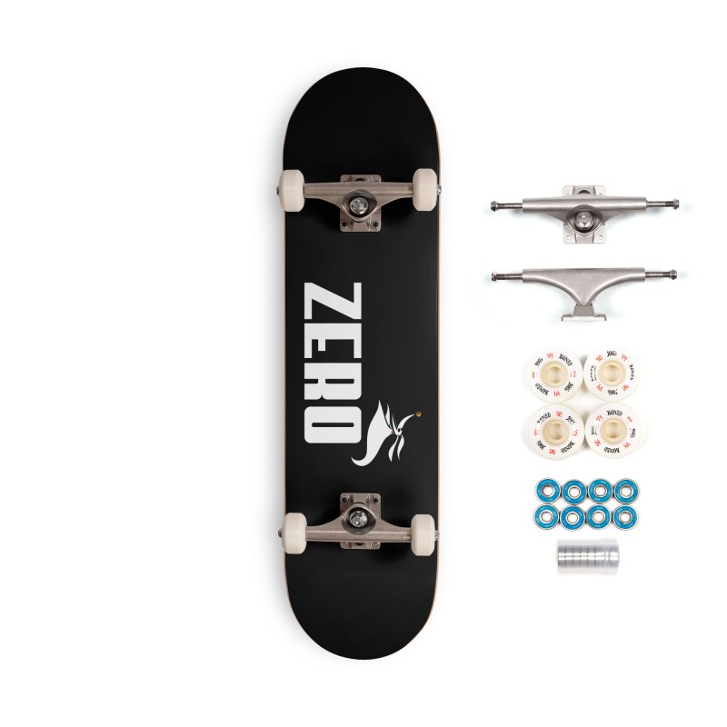 Zero Accessories Complete - Premium Skateboard by Daletheskater