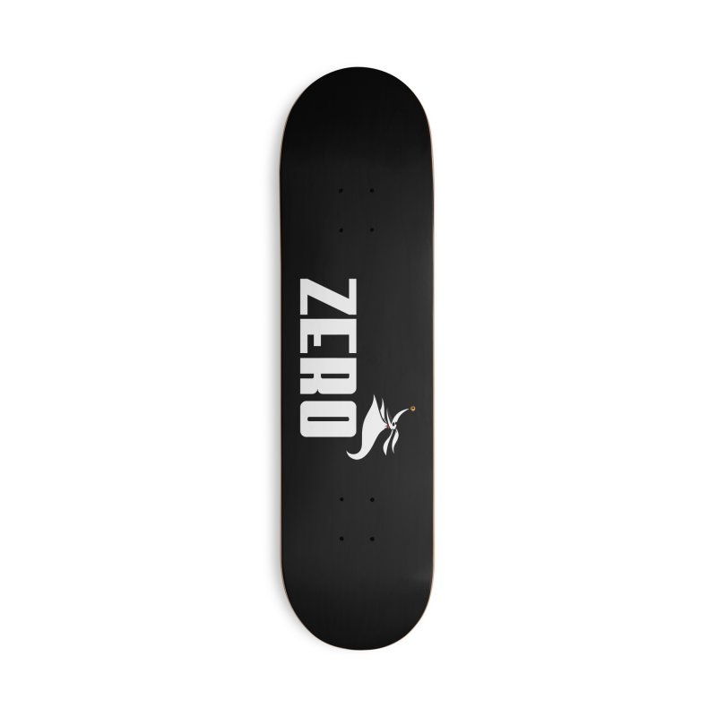 Zero Accessories Deck Only Skateboard by Daletheskater