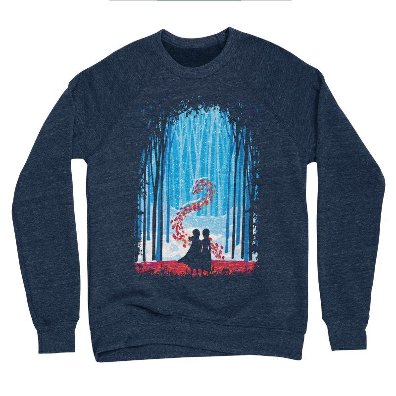 Forest Of Shadows Women's Sponge Fleece Sweatshirt by Daletheskater