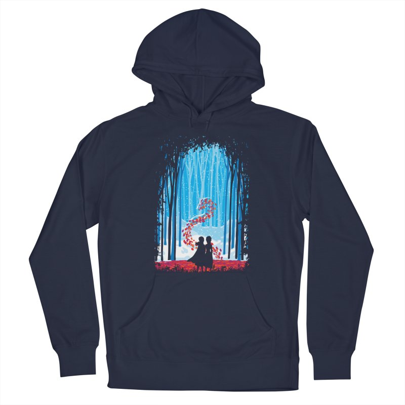 Forest Of Shadows Men's Pullover Hoody by Daletheskater