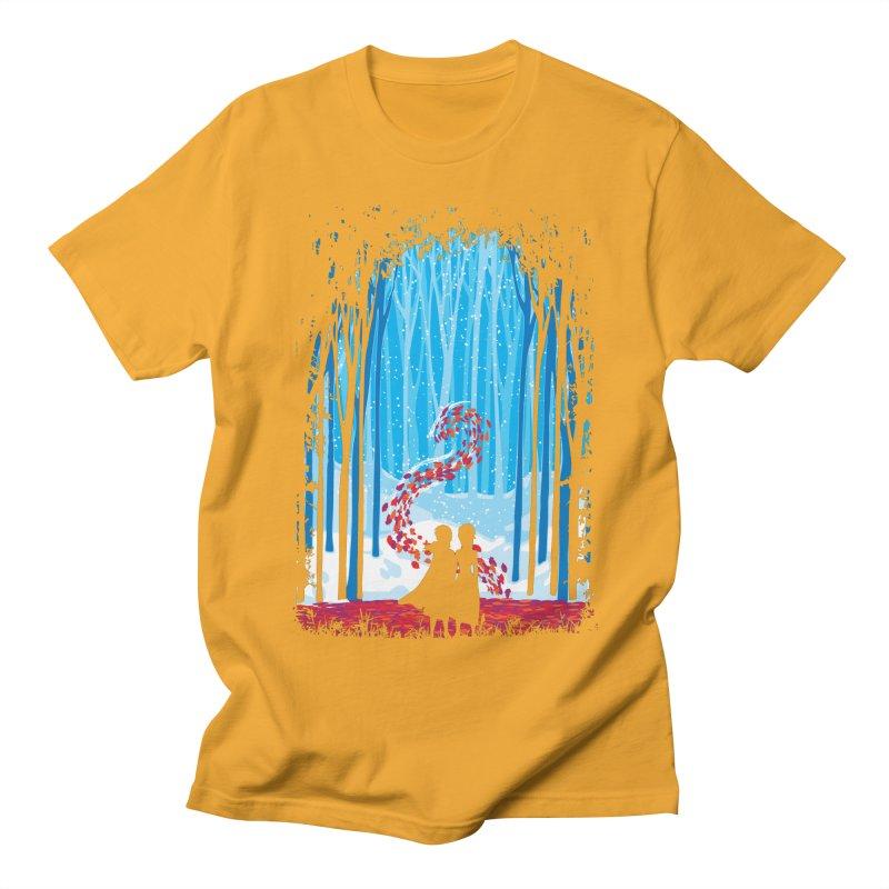 Forest Of Shadows Women's Regular Unisex T-Shirt by Daletheskater