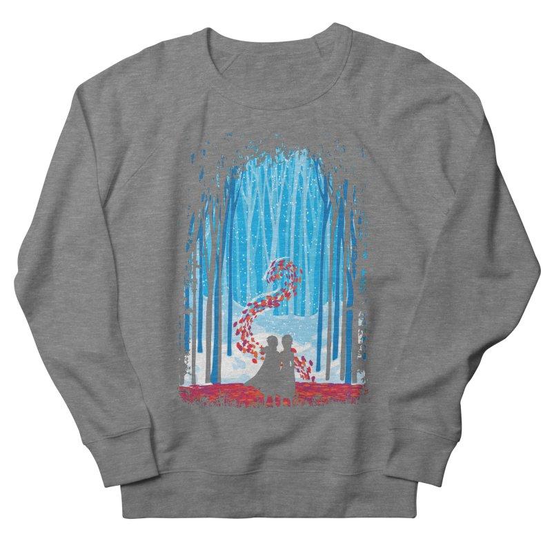 Forest Of Shadows Men's Sweatshirt by Daletheskater