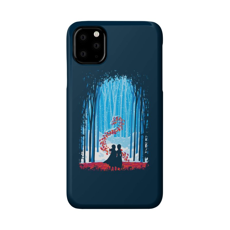 Forest Of Shadows Accessories Phone Case by Daletheskater