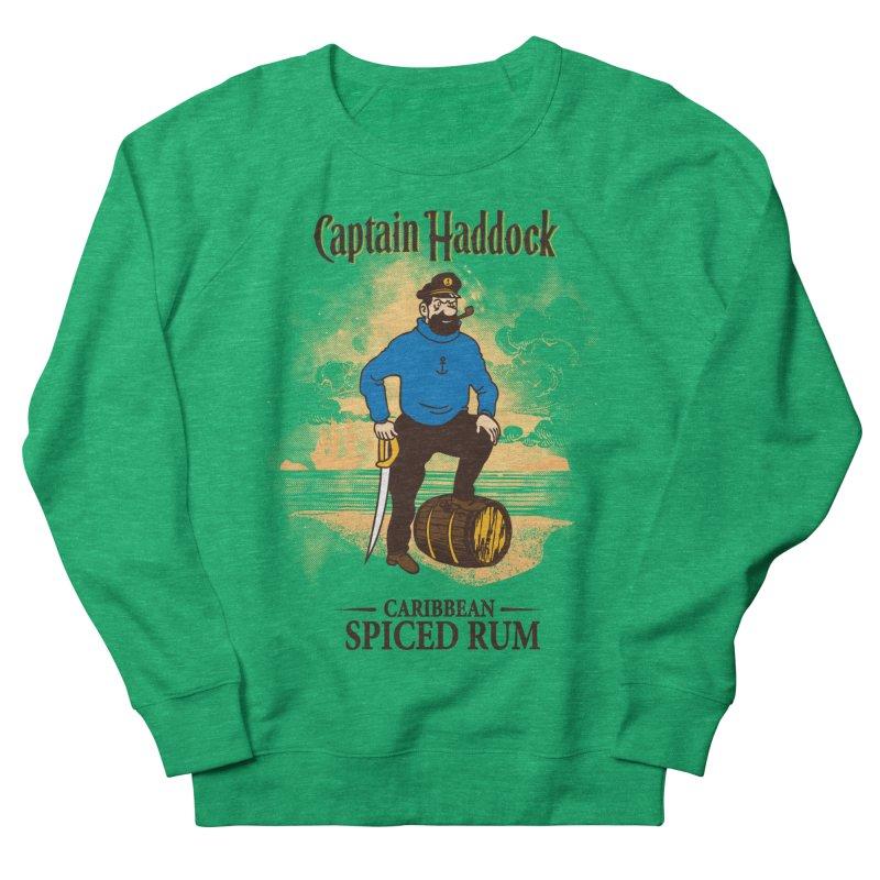 Captain Haddock Women's Sweatshirt by Daletheskater