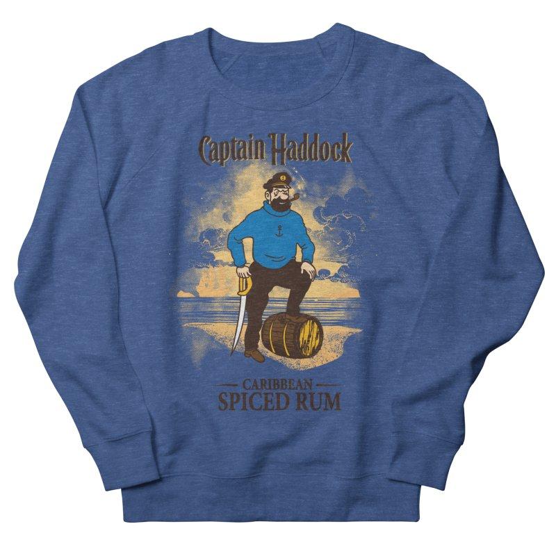 Captain Haddock Men's Sweatshirt by Daletheskater
