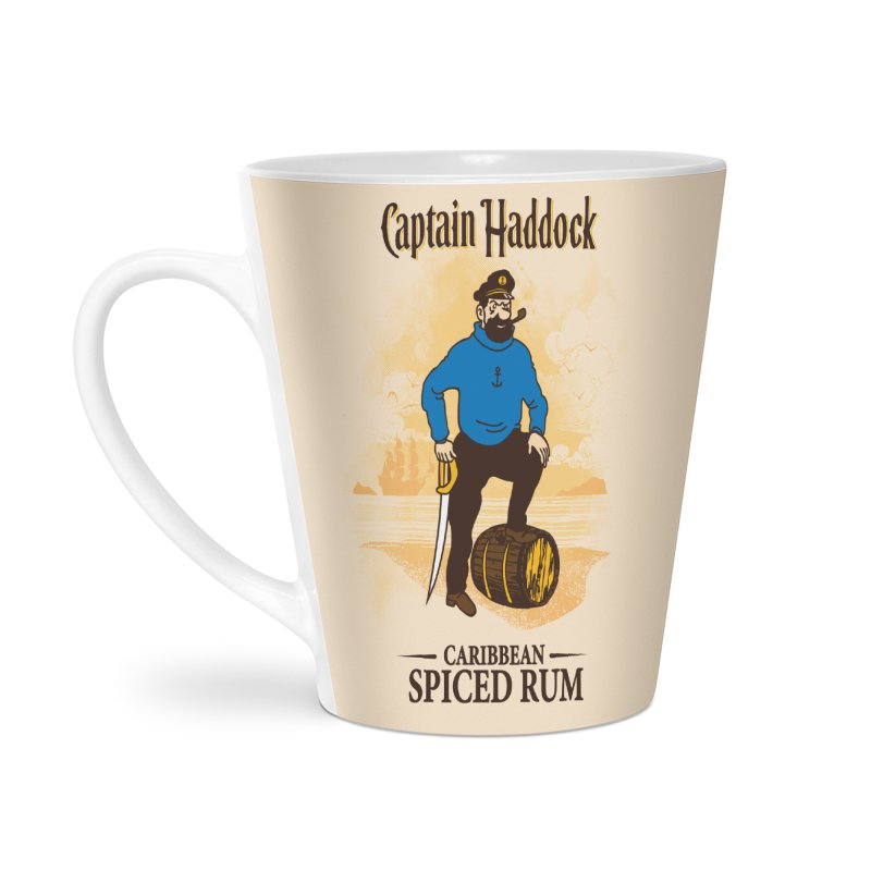 Captain Haddock Accessories Mug by Daletheskater