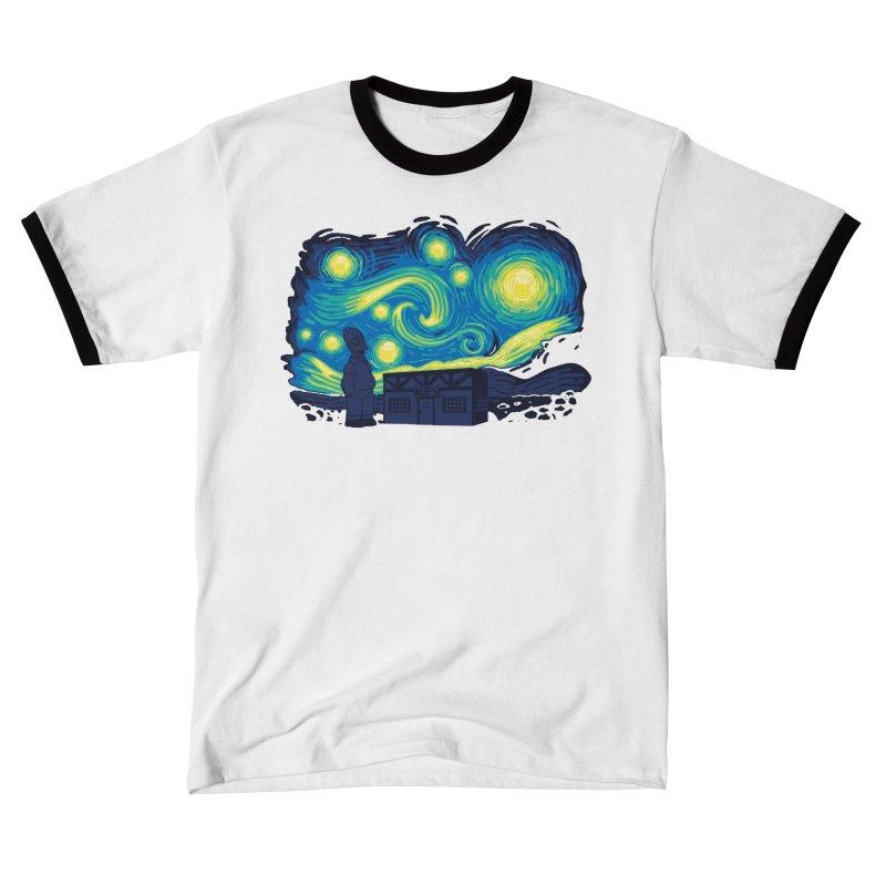 Starry Blur Women's T-Shirt by Daletheskater