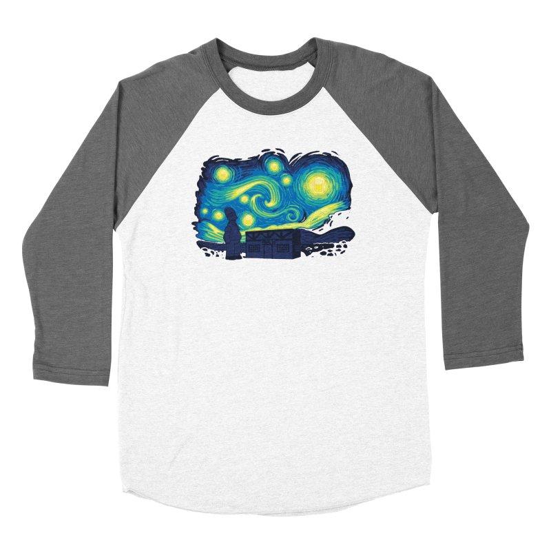 Starry Blur Women's Longsleeve T-Shirt by Daletheskater