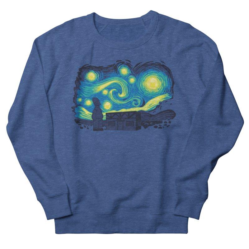 Starry Blur Men's Sweatshirt by Daletheskater
