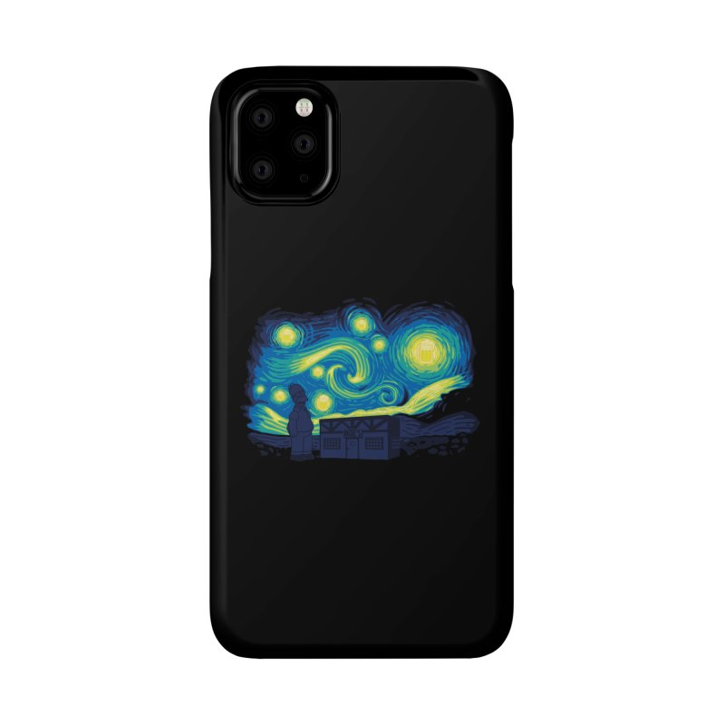 Starry Blur Accessories Phone Case by Daletheskater