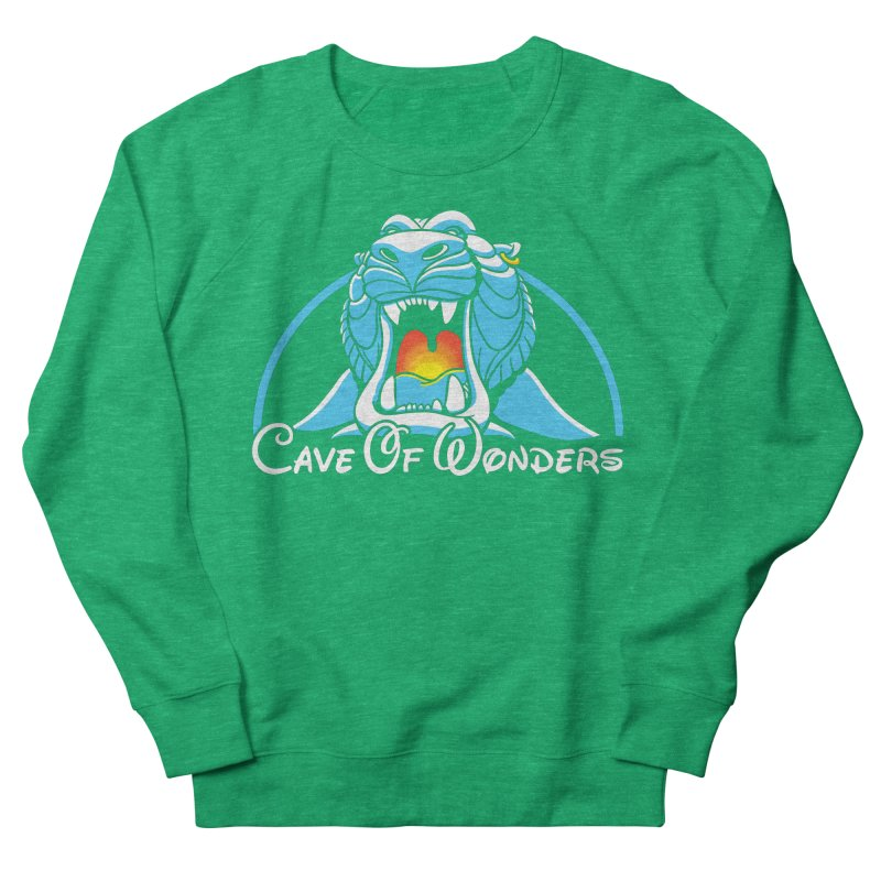 Cave Of Wonders Women's Sweatshirt by Daletheskater
