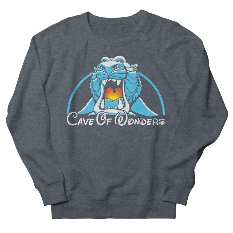 Cave Of Wonders Men's Sweatshirt by Daletheskater