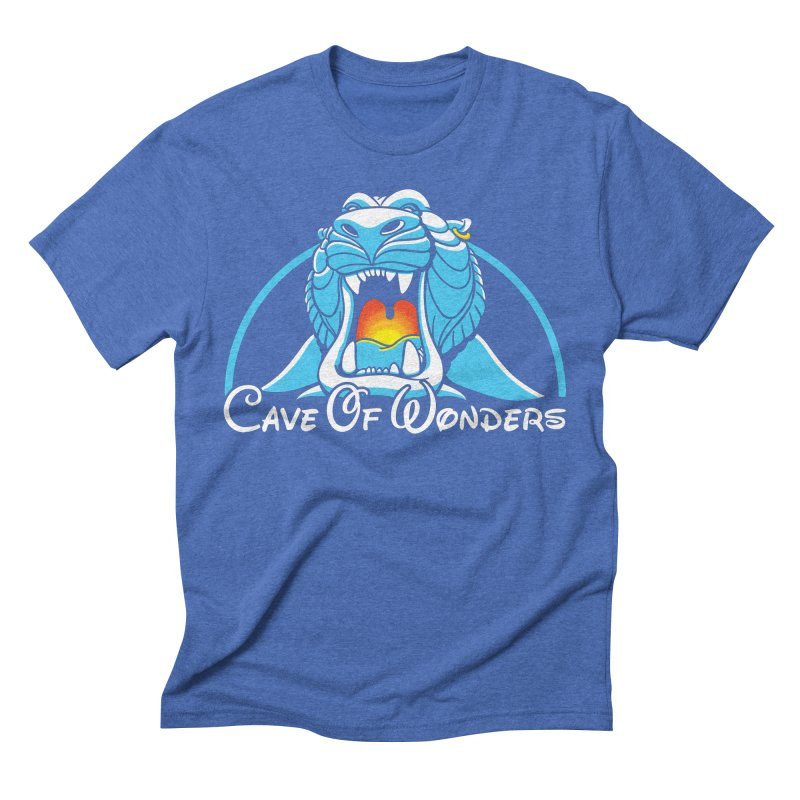 Cave Of Wonders Men's T-Shirt by Daletheskater