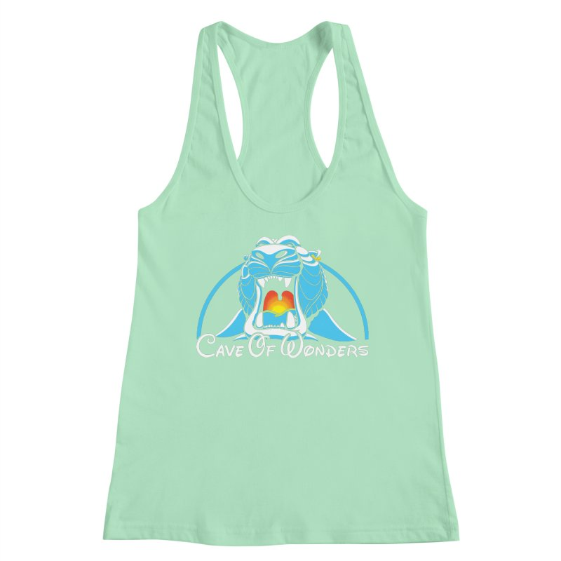 Cave Of Wonders Women's Tank by Daletheskater