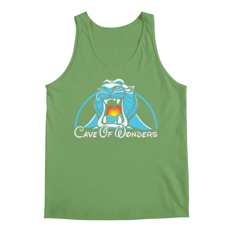 Cave Of Wonders Men's Tank by Daletheskater
