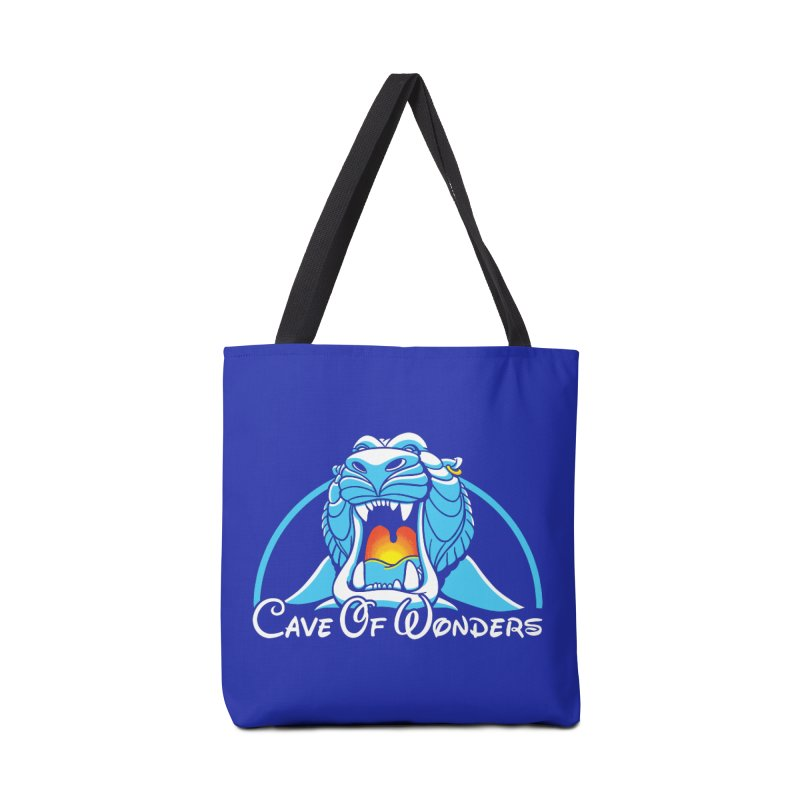 Cave Of Wonders Accessories Bag by Daletheskater