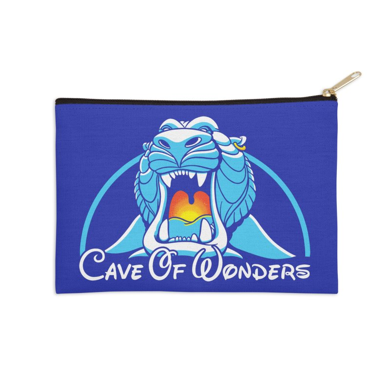 Cave Of Wonders Accessories Zip Pouch by Daletheskater