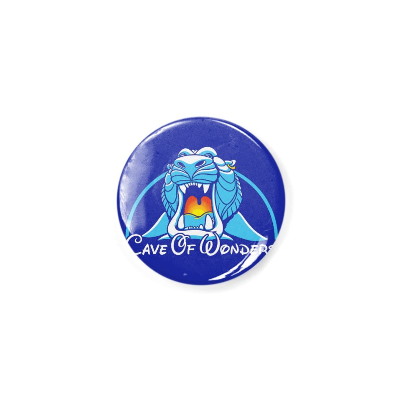 Cave Of Wonders Accessories Button by Daletheskater