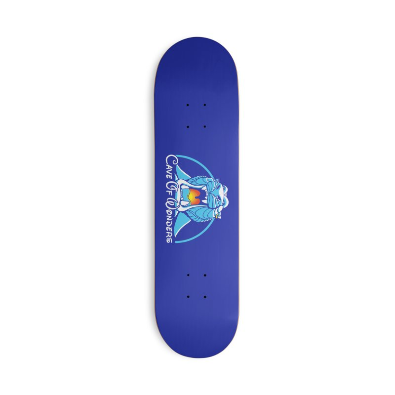 Cave Of Wonders Accessories Skateboard by Daletheskater