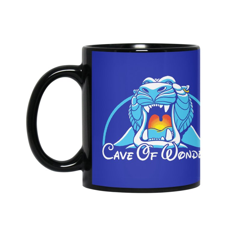 Cave Of Wonders Accessories Mug by Daletheskater