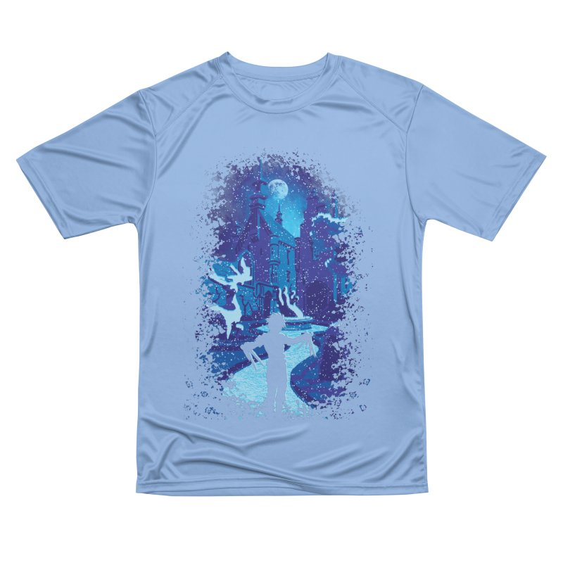 Creation Men's T-Shirt by Daletheskater