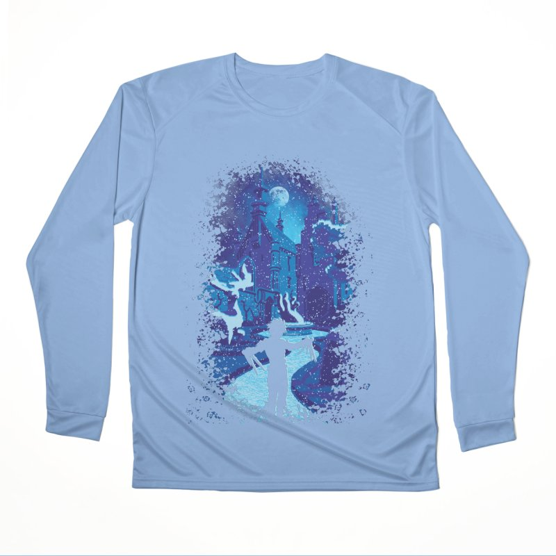 Creation Women's Longsleeve T-Shirt by Daletheskater