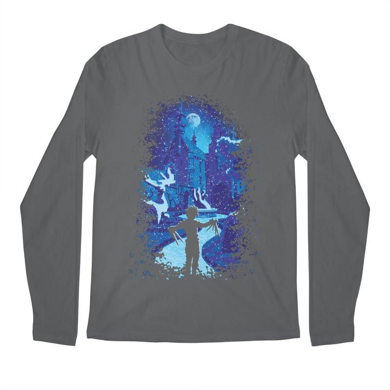 Creation Men's Longsleeve T-Shirt by Daletheskater