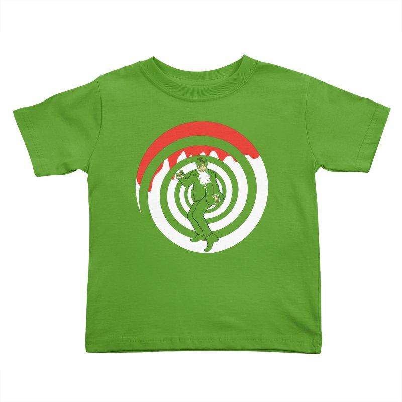 Dangerous Powers Kids Toddler T-Shirt by Daletheskater