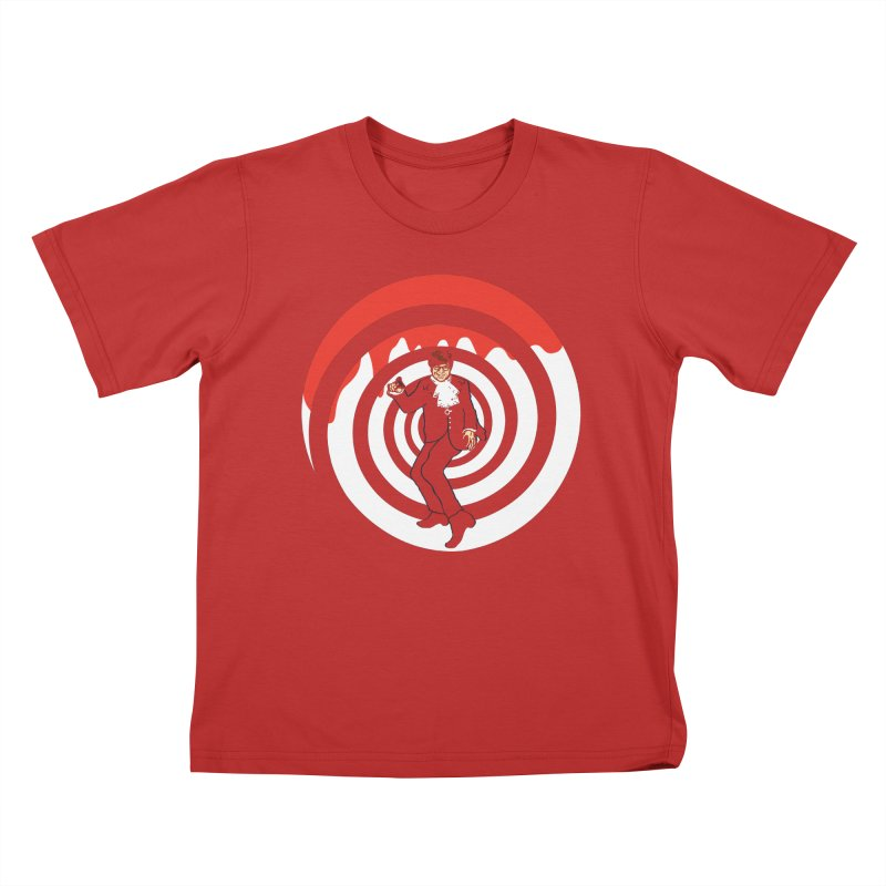 Dangerous Powers Kids T-Shirt by Daletheskater