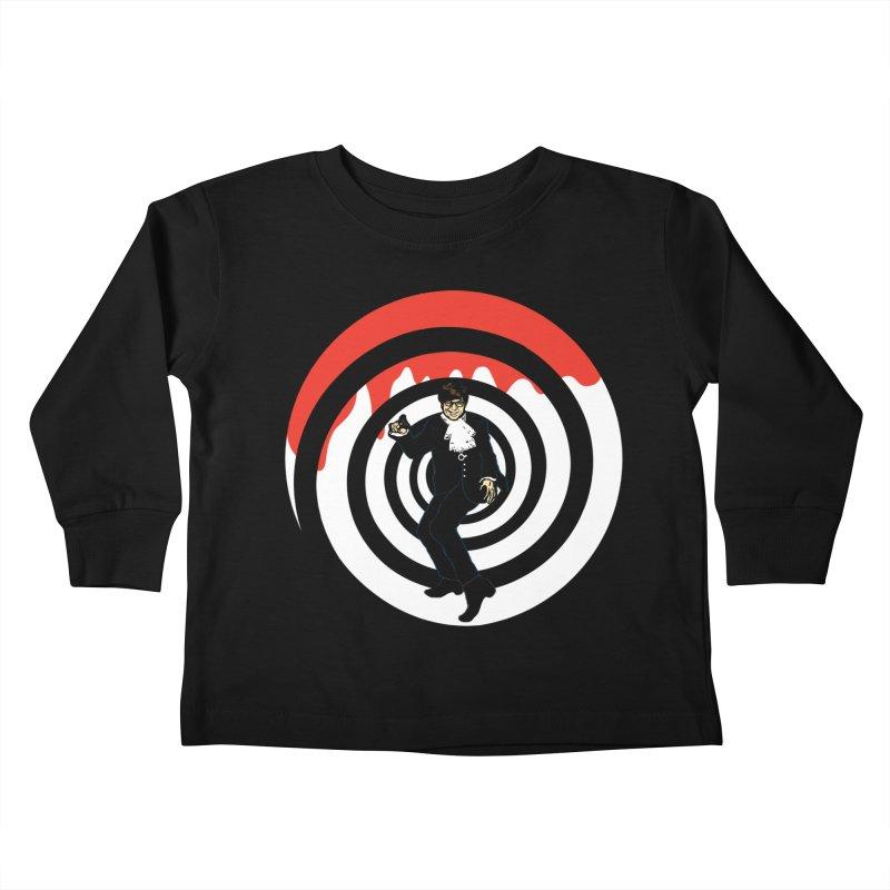 Dangerous Powers Kids Toddler Longsleeve T-Shirt by Daletheskater