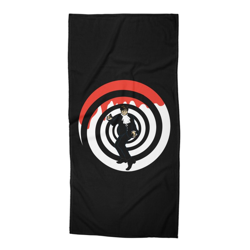 Dangerous Powers Accessories Beach Towel by Daletheskater