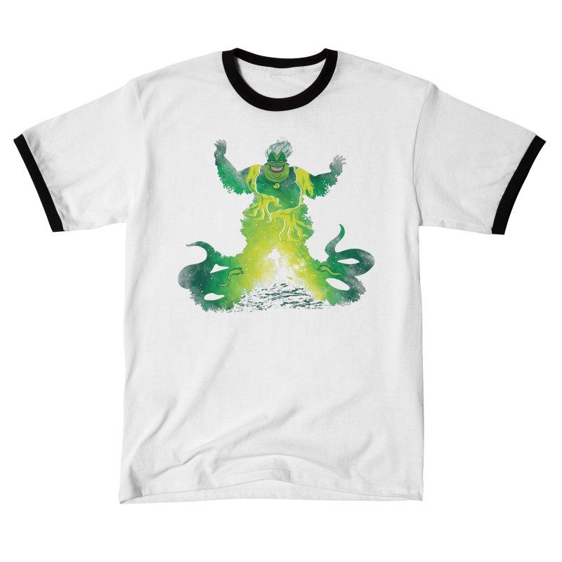 Villainous Spell Men's T-Shirt by Daletheskater