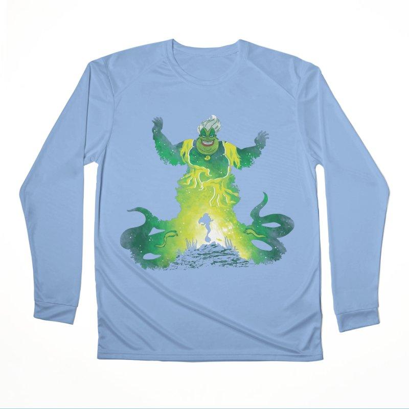 Villainous Spell Men's Longsleeve T-Shirt by Daletheskater