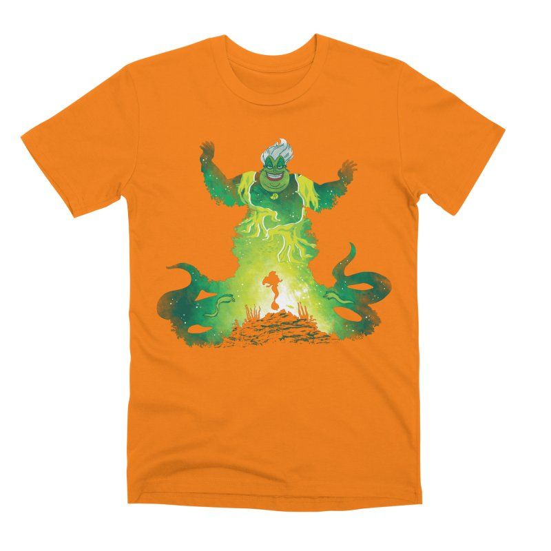 Villainous Spell Men's T-Shirt by Daletheskater